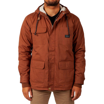 Rip Curl Rolling Thunder Jacket - Brown