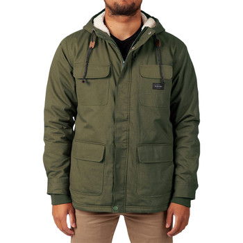 Rip Curl Rolling Thunder Jacket - Green