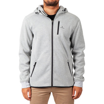 Rip Curl Departed Anti Series Zip Jacket - Medium Grey