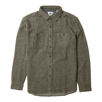 Vissla Shaver Flannel - Army