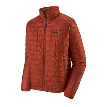 Patagonia Nano Puff Men's Jacket - Roots Red