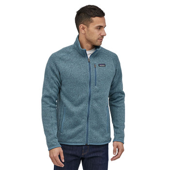 Patagonia Men's Better Sweater Jacket - Pigeon Blue