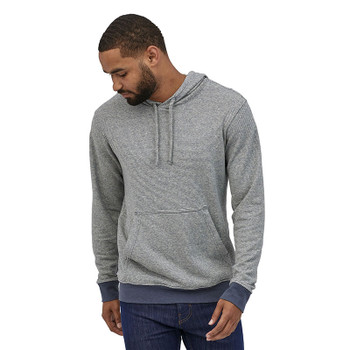 Patagonia Men's Trail Harbor Hoody - Long Plains: Dolomite Blue