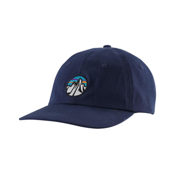 Patagonia Fitz Roy Scope Icon Trad Hat - Classic Navy