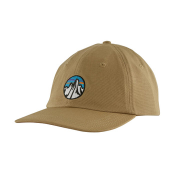 Patagonia Fitz Roy Scope Icon Trad Hat - Classic Tan