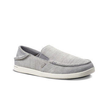 Reef Cushion Bounce Matey Knit - Light Grey