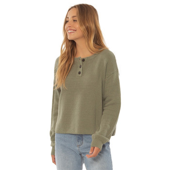 SisstrEvolution Melayu Knit Sweater - Dusty Green