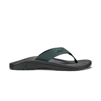Olukai Ohana Sandals - Deep Green / Dark Shadow