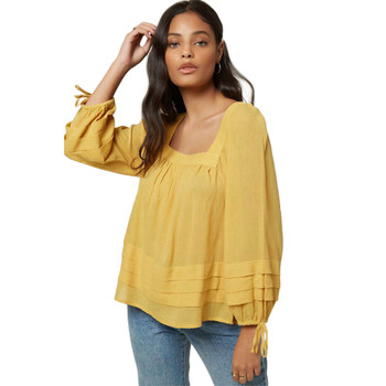 O'Neill Maris Long Sleeve Top - Goldie