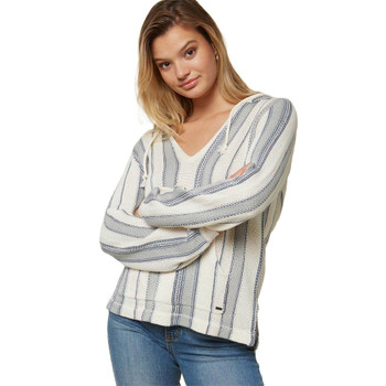 O'Neill Campfire Pullover Sweater - Blue Mirage