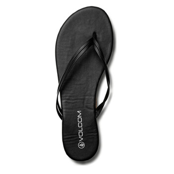 Volcom Wrapped Up Sandal - Black