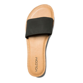 Volcom Simple Slide Sandal - Black