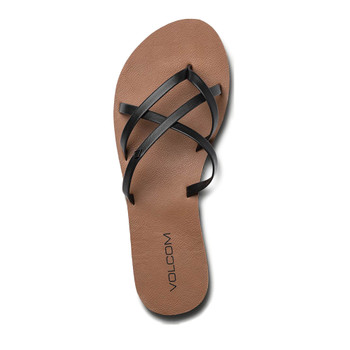 Volcom New School II Sandal - Black