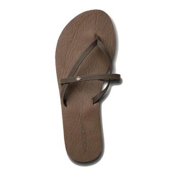 Volcom All Night Long II Sandal - Brown
