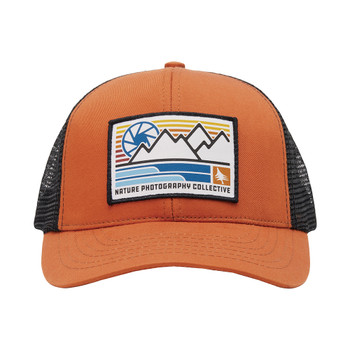 Hippytree Shutterpoint Hat - Orange