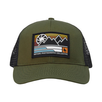 Hippytree Shutterpoint Hat - Army