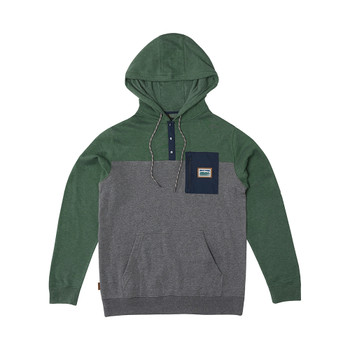 Hippytree Chattanooga Hoody - Heather Forest