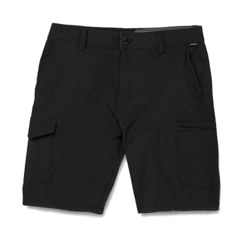 "Volcom Surf N Turf Dry Cargo 21"" Short - Black"