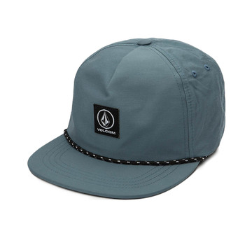 Volcom Box Stone Trail Hat - Slate Blue