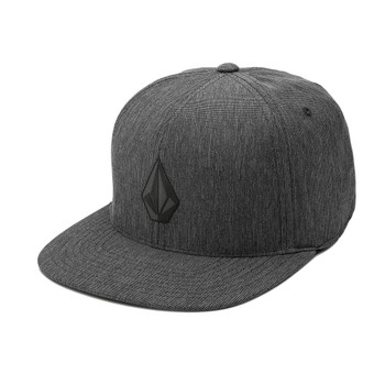Volcom Stone Tech 110 Hat - Charcoal Heather