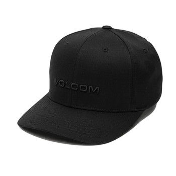 Volcom Euro X-Fit Hat - Black