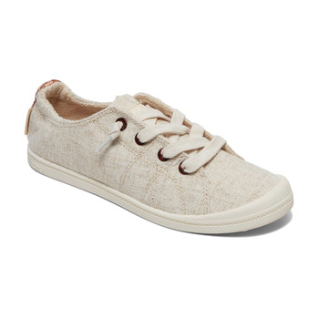 Roxy Bayshore III Lace Up Shoes - Tan / Gold