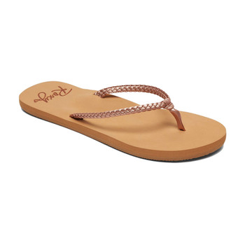 Roxy Costas Sandals - Rose Gold
