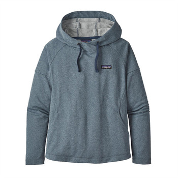 Patagonia Women's Quiet Ride Hoody - Stone Blue