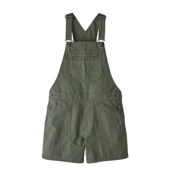 Patagonia Women's Stand Up Overalls - Kale Green