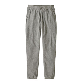 "Patagonia Women's Organic Cotton French Terry Pants 28"" - Feather Grey"