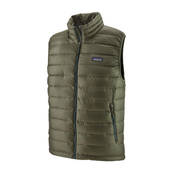 Patagonia Men's Down Sweater Vest - Industrial Green