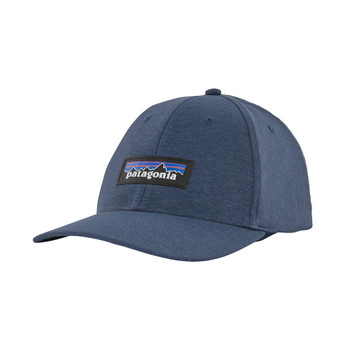 Patagonia P-6 Logo Channel Watcher Cap - Stone Blue