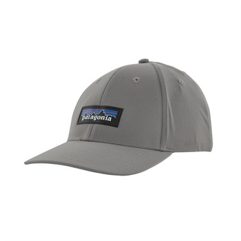 Patagonia P-6 Logo Channel Watcher Cap - Feather Grey