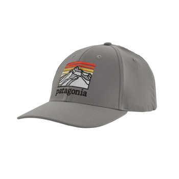 Patagonia Line Logo Ridge Channel Watcher Cap - Feather Grey