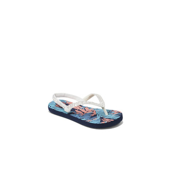 Reef Little Stargazer Prints Sandal - Sunset Palms