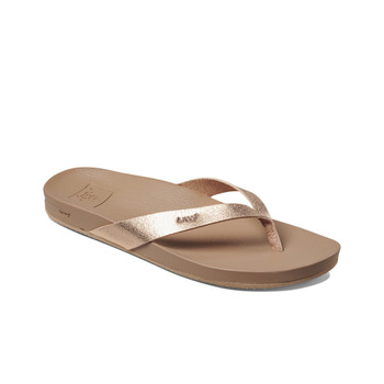 Reef Women's Cushion Bounce Court Sandal - Rose Gold