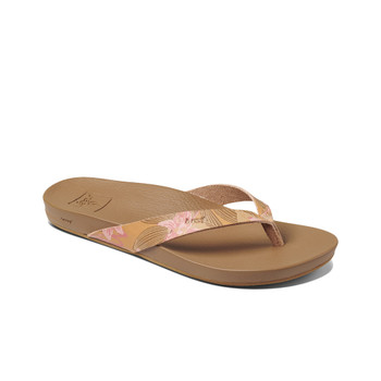 Reef Women's Cushion Bounce Court Sandal - Hibiscus