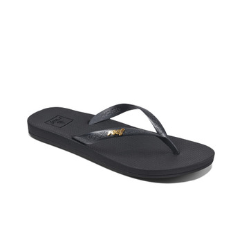 Reef Women's Escape Lux + Bling Sandal - Black