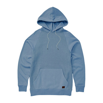 Billabong Balance Pullover Hoodie - Washed Blue