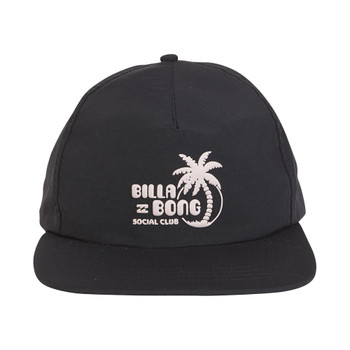 Billabong Wallride Hat - Black