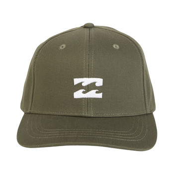 Billabong All Day Snapback Hat - Dark Military