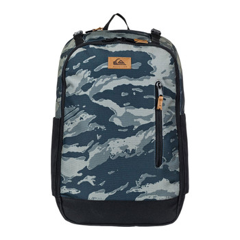 Quiksilver Sea Lodge 30L Large Surf Backpack - Camo Black