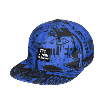 Quiksilver Flow Ride Hat - Dazzling Blue