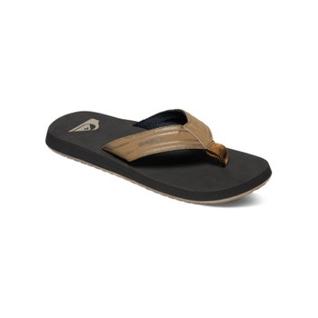 Quiksilver Monkey Wrench Sandals - Tan