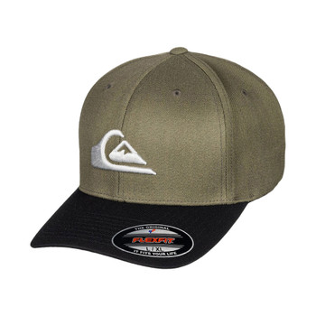 Quiksilver Mountain And Wave Hat - Four Leaf Clover