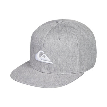 Quiksilver Chompers Hat - Light Grey Heather