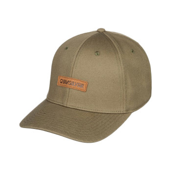Quiksilver Hawkeye Stretch Hat - Four Leaf Clover