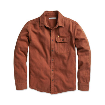Outerknown Rambler Shirt - Sepia