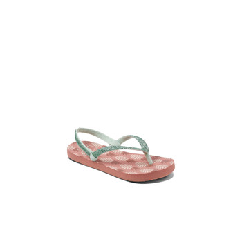 Reef Little Stargazer Prints Sandal - Pineapple
