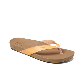 Reef Women's Cushion Bounce Court Sandal - Cantaloupe